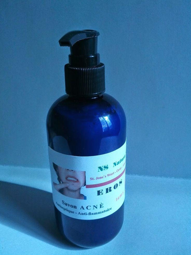 Natura soma: Soap Eros for Acne