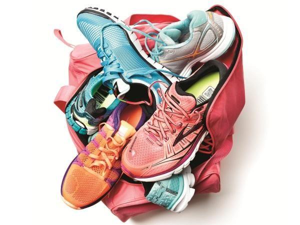 Prevention's 2014 Sneaker Guide: Training