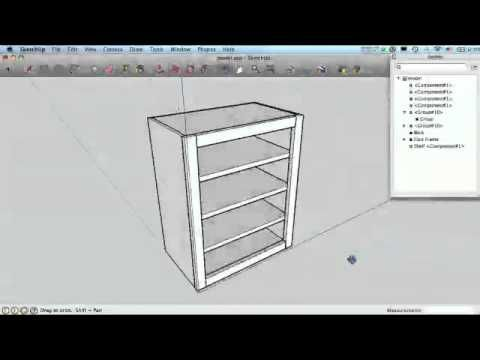 how to draw curves in sketchup