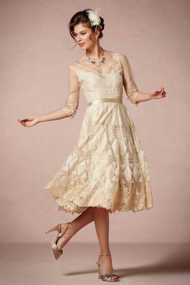 Perfect  best Mini wedding dress images on Pinterest Wedding dressses Short wedding dresses and Short dresses