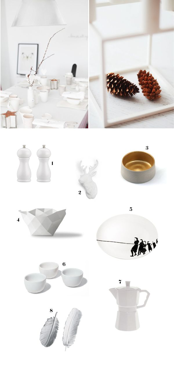 I love every single item in here.. have a slight thing for pretty white ceramic objects!!