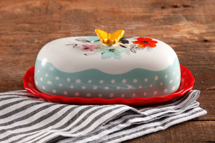 Butter Dish from The Pioneer Woman's kitchen line