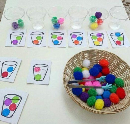 Montessori-Aktivitäten 2 Jahre: 10 einfache Ideen…