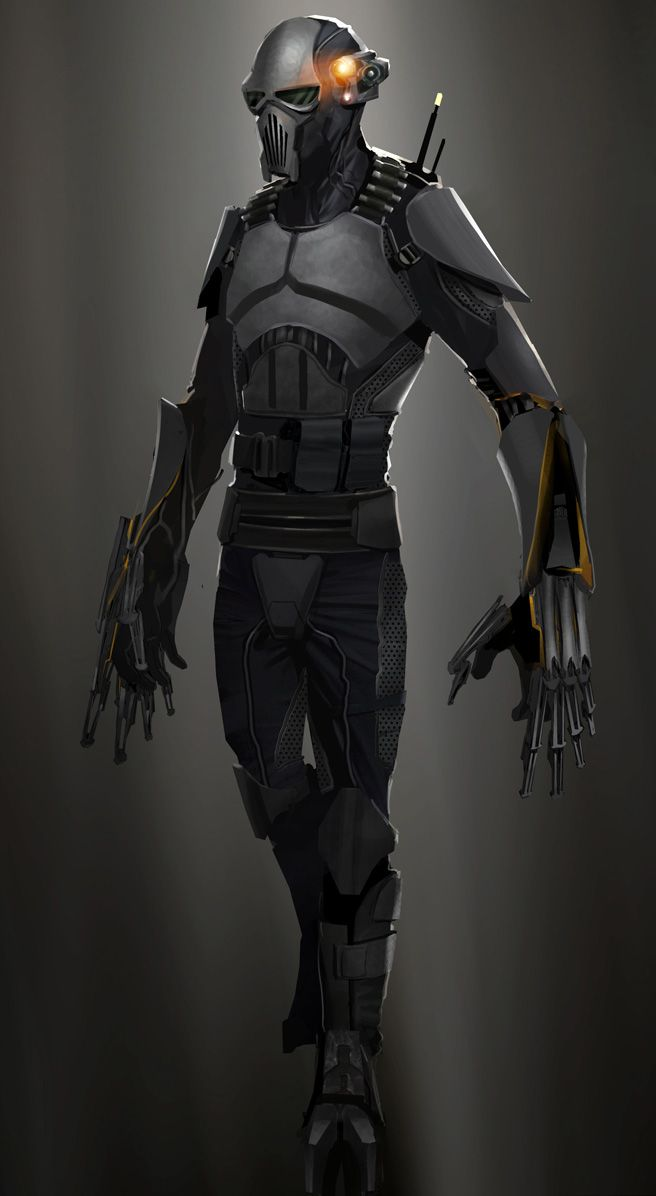 Terror Trooper - The Force Unleashed