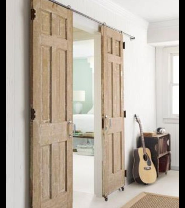 Barn Door Interior Design image of elements sliding barn doors by janet hall Love Interior Barn Doors