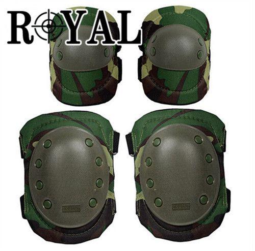 Blackhawk Tactical Crusader Knee and Elbow Pads-ROYAL PROTECTION