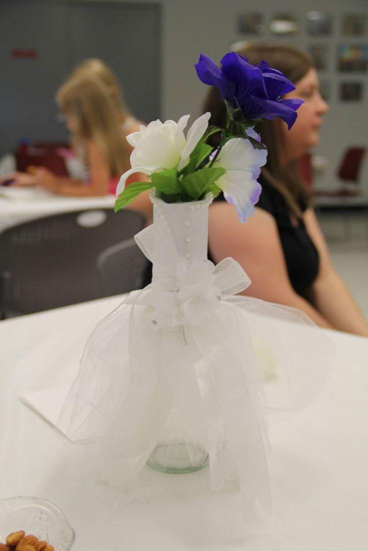 Turquoise Bridal Shower Decorations
