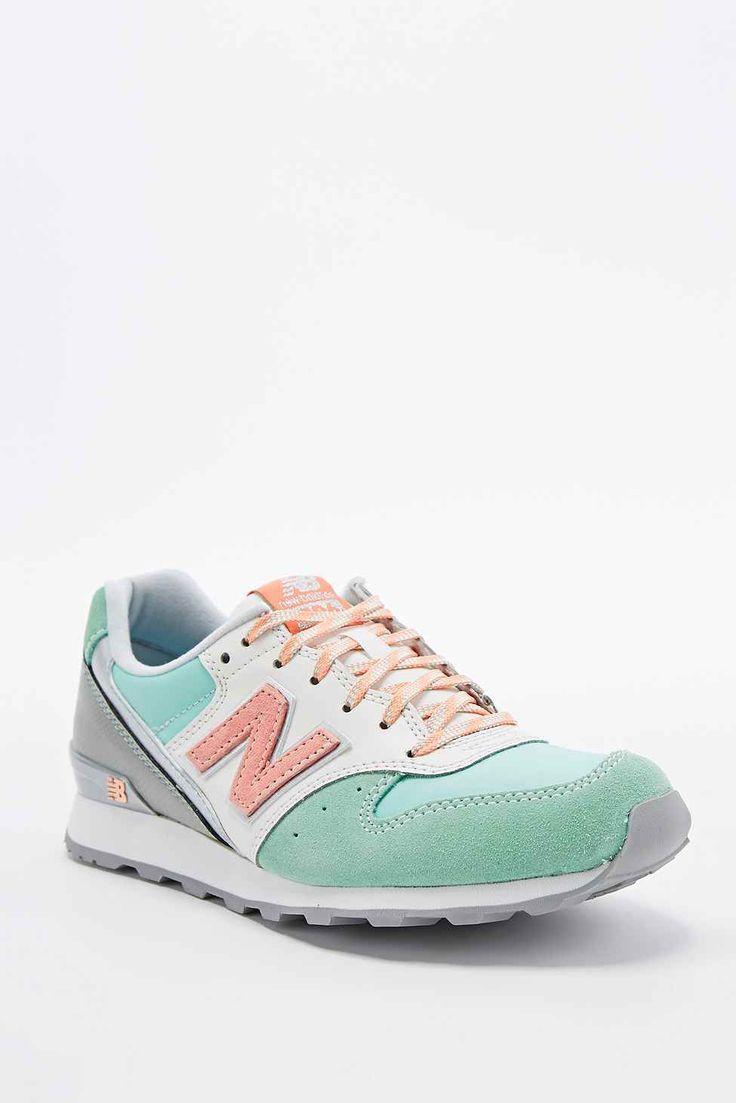 New Balance 574 Vert Menthe