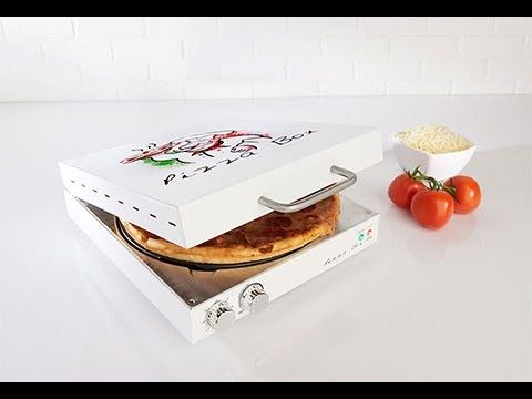 Pizza Box Oven @ Sharper Image & 25+ unique Pizza box oven ideas on Pinterest | Solar oven pizza ... Aboutintivar.Com