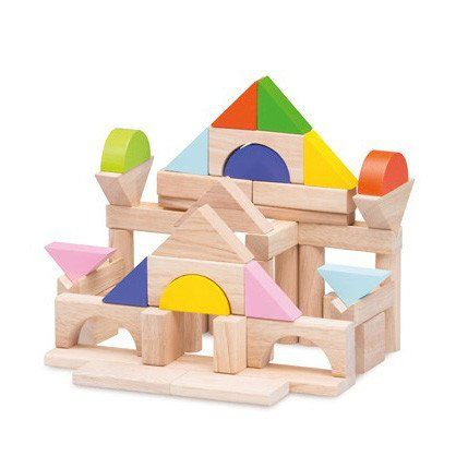 Wonderworld 50 piece block set