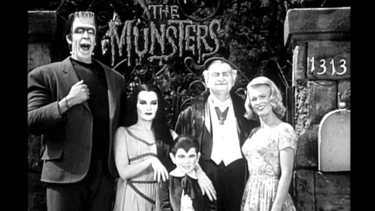 Mack Keaton - Munsters Theme (Arrangement) - YouTube