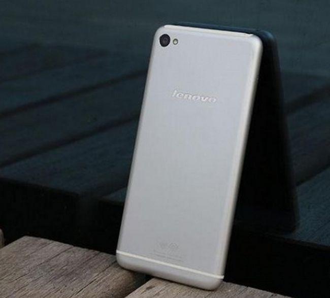 Smartphone Lenovo dengan Desain iPhone 6, Lenovo Sisley Lewati Badan Sertifikasi di Cina