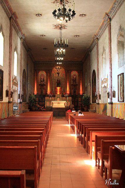 Mission Santa Barbara - U.S. National Historic Landmark, U.S. National Register of Historic Places #66000237, California Historical Landmark #309 in Santa Barbara, CA