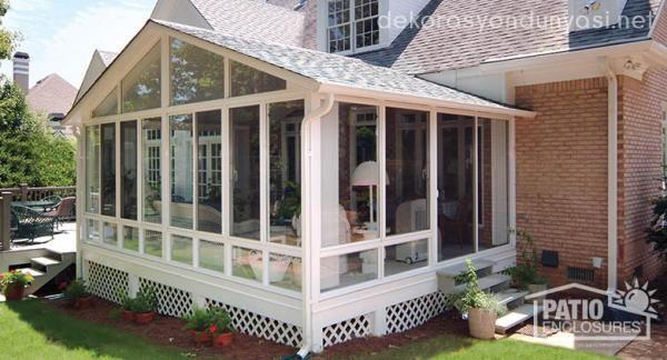 Kapalı Veranda Modelleri Mirada Wood Concept