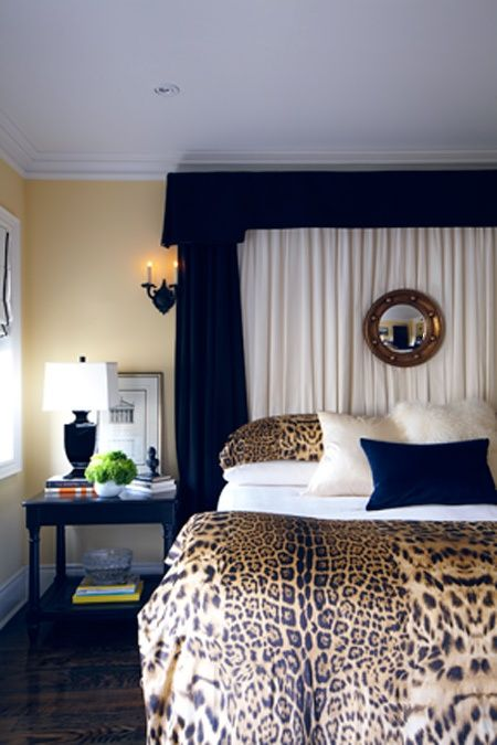 15 Best Red Black And Leopard Or Cheetah Decorating For