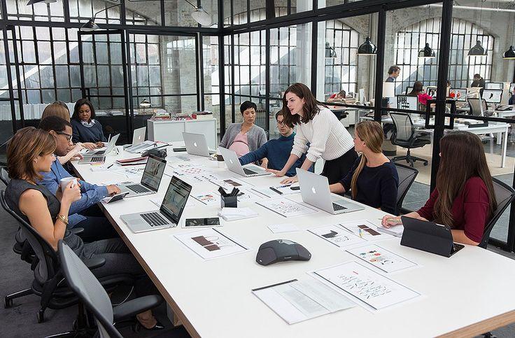 A casa e o escritório de The Intern, novo filme de Nancy Meyers