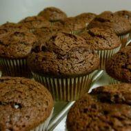 Fotografie receptu: Lahodné čokoládové muffiny