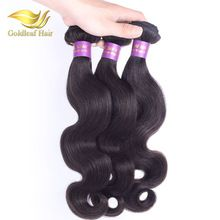 Virgin body wave Brazilian Hair direct from Qingdao Goldleaf Hair Products Co., Ltd. in China (Mainland) Sarah whatsapp: +86 18366325875