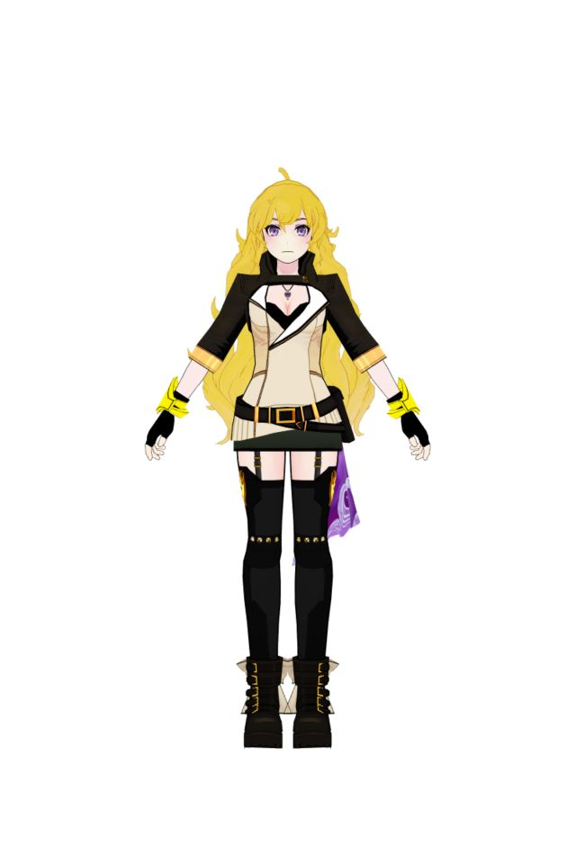 yang hunter rwby - Google Search