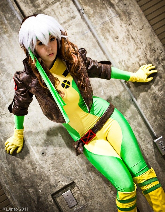 Rogue from X-Men    Co...