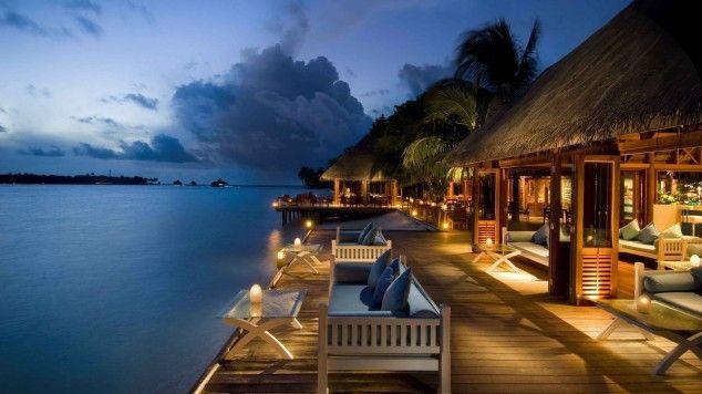Visit the Maldives Islands – 4 Seasons Resort #fourseasons #maldives