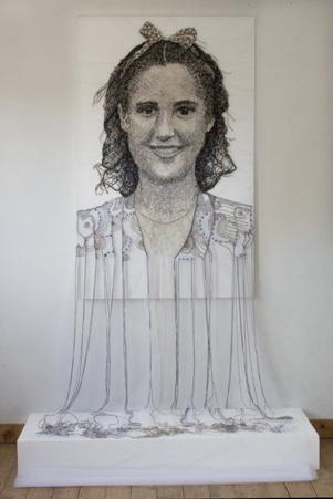 jenni dutton conceptual clothing artist