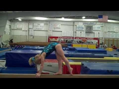 ▶ Cincinnati Gymnastics Week Three Curriculum - YouTube
