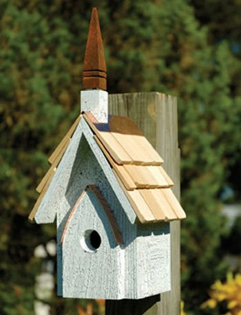 http://www.yardenvy.com/p/Classic_Chapel_Bird_House_Chapel_and_Church_Birdhouses--19056--269.htm
