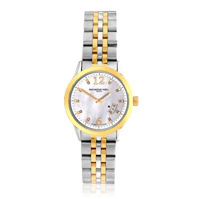 Lady's Raymond Weil Freelancer Watch