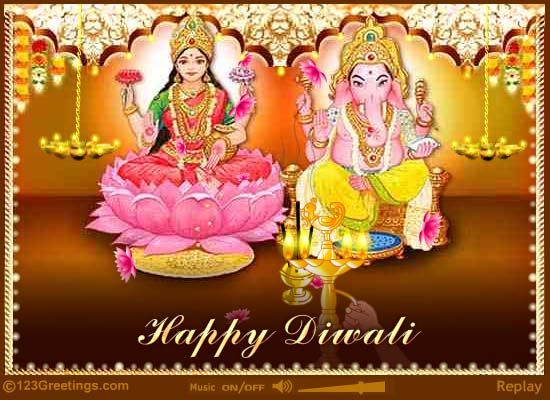happy diwali and posperous new year to all my facebook friends and family... may god brings lods of happiness , health and wealth to all of you.