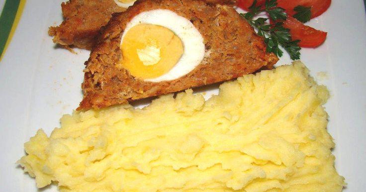 Mennyei Tojásos stefánia szelet recept! Egy kiváló stefánia szelet (avagy stefánia vagdalt) recept! Egyszerű, kiadós, és finom recept, ne hagyd ki te sem!