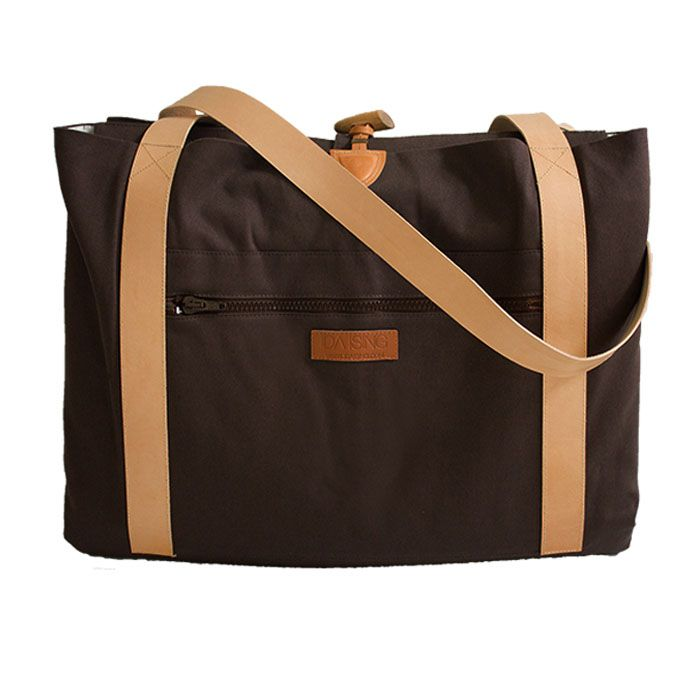 Style: Mahogany / Danish design - Changing Bag  Oeko-tex baby mattress inside www.idaising.com