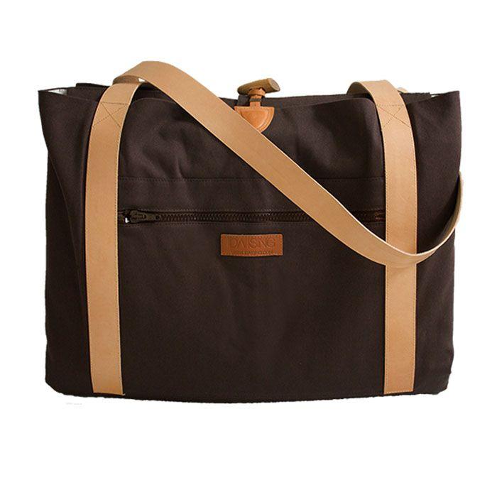 Style: Mahogany / Danish design - Changing Bag  Oeko-tex baby mattress inside www.idaising.com
