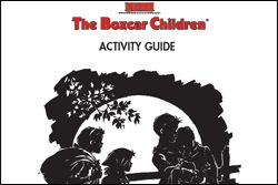 the boxcar children activity guide free printables