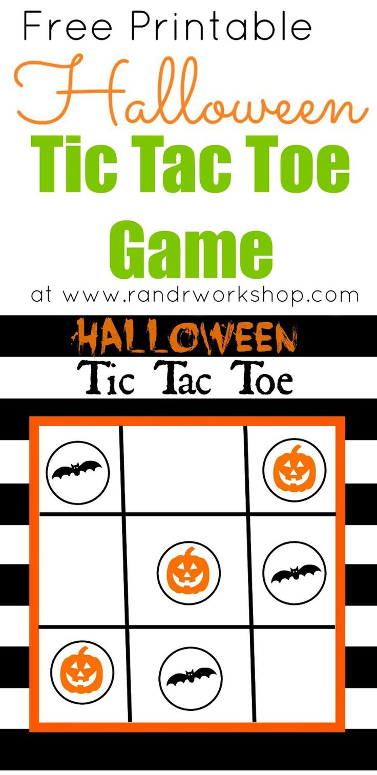 play scary tic tac toe game online