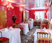UpStairs on the Square {Traditional Continental}. DiscoverHarvardSqure.com.