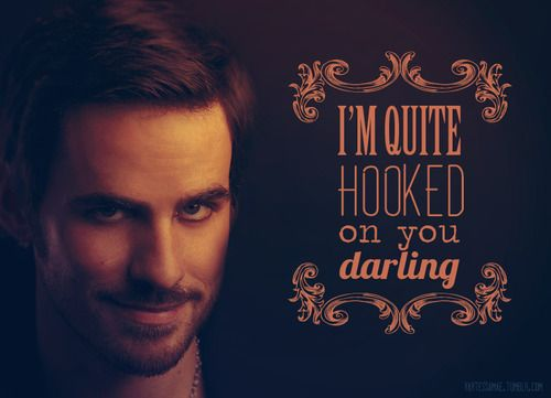 Colin O'Donoghue as Captain Hook | Once Upon A Time - ☠ {Captain Hook/Killian Jones | Colin O'Donoghue ...