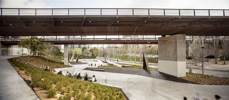 Les Corts Skatepark-05 « Landscape Architecture Works   Landezine