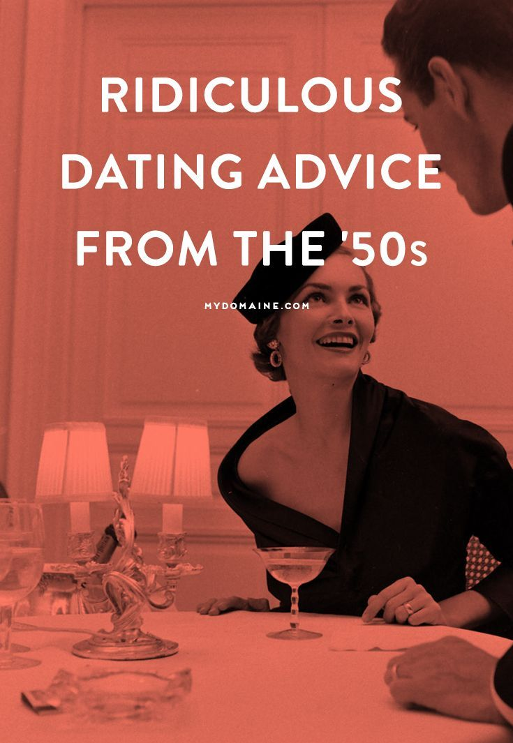 Dating in the 50s