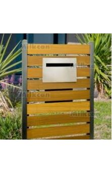 Stainless steel letterboxes and other letter boxes for sale