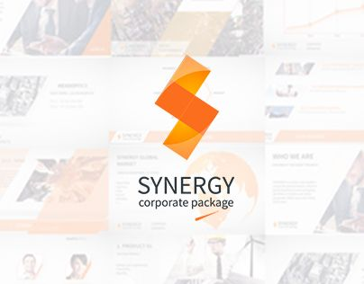 """Check out new work on my @Behance portfolio: """"Synergy - Corporate Video Package"""" http://on.be.net/1iLLHWa"""