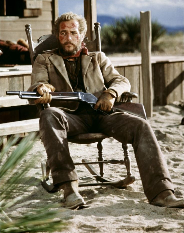 The Life and Times of Judge Roy Bean (1972) - Paul Newman
