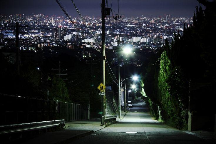 【画像】世界一贅沢な通学路と言われてるこの景色wwwww - 無題のドキュメント