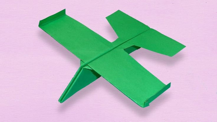 Paper Glider Airplane   Best Paper Airplane Glider Making With Color Paper