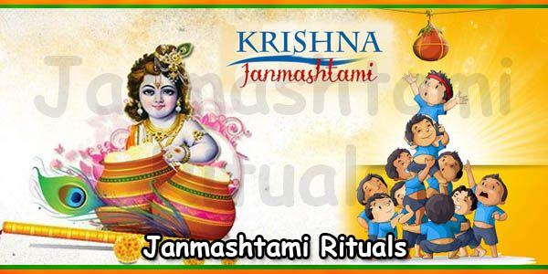 Rituals and Customs of Sri Krishna Janmashtami