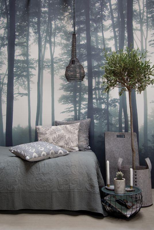 A.U Maison AW16. #aumaison #interior #homedecor #styling #danishdesign #bedroom #danishproduction #bedlinen #bedrunner #bed