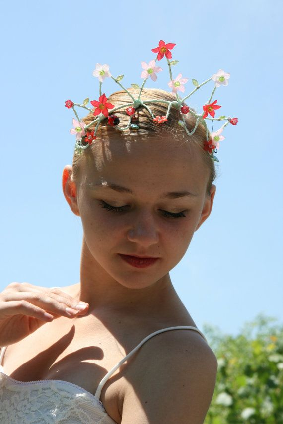 1000 Images About Angamow Ballet Headpieces On Pinterest