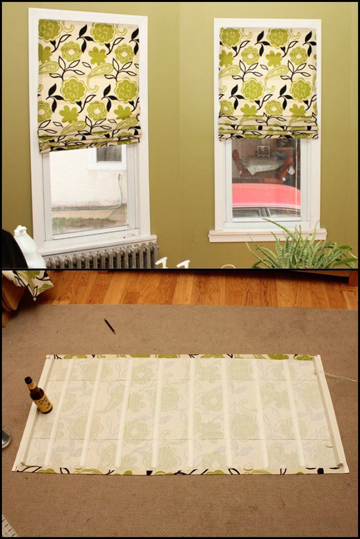 Best 20+ No sew valance ideas on Pinterest | Kitchen curtains ...