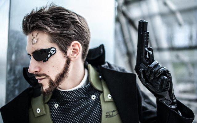 Deus Ex Cosplay