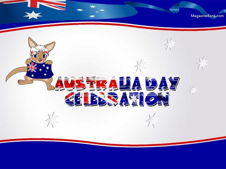 Happy Australia Day Greeting Cards With Pictures